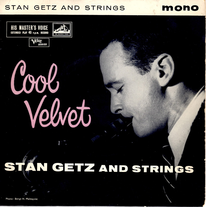 Stan Getz 'Cool Velvet' album cover