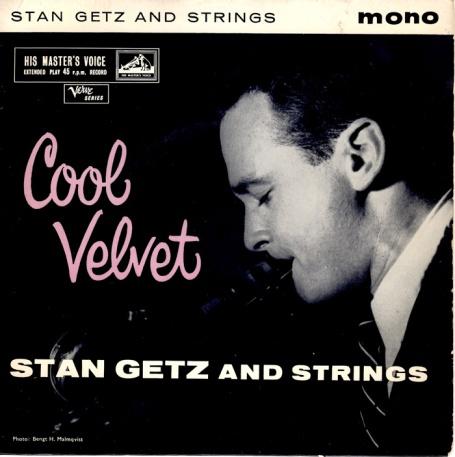 Stan Getz 'Cool Velvet' album cover