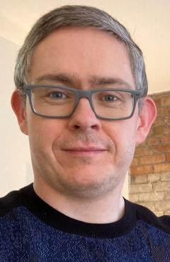 Simon Forsyth MIACP
